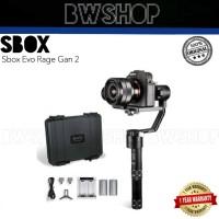 Sbox Evo Rage Gen2 Handheld Gimbal Stabilizer - Stabilizer Kamera