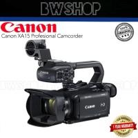 Canon XA15 Profesional Camcorder