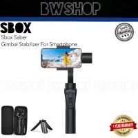 Sbox Saber 3-Axis Smartphone Stabilizer - Gimbal Stazbilier Smartphone