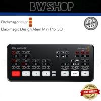 Blackmagic Design ATEM Mini Pro ISO Live Stream Switcher