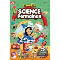 [Buku] Cookie Run Sweet Escape Adventure! - Science Permainan