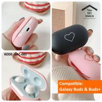 Samsung Galaxy Buds Buds+ Plus Hard Case LOVE HEART Protector GBC-005
