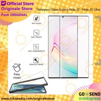 Easy Install Tempered Glass 3D Samsung Galaxy Note 20 Ultra - Note 20