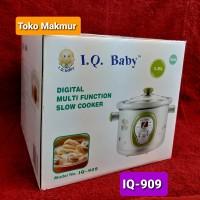 DIGITAL Multi Fungsi Slow Cooker IQ Baby IQ-909.