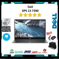 Laptop Dell XPS 13 7390 Core i7 10710 16GB SSD 512GB 13.3 FHD