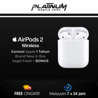 Apple Airpods 2 Wireless Charging / Apple Airpods Original Gen 2 Wired