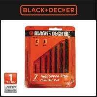 Black & Decker 15077G Mata Bor Set