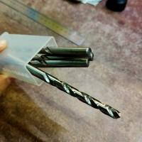 Mata bor besi 8mm HSS CO Metal drill bit 8 mm stainless steel HSS-CO