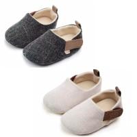 Sepatu Bayi Import Prewalker Shoes Anak Laki-Laki Cotton