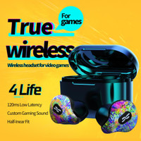 PLEXTONE 4Life Wireless Earphone Gaming Bluetooth Headset With Mic