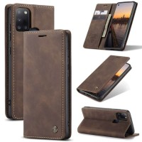 Samsung galaxy A21S Flip Case Caseme Cover Leather Wallet Dompet