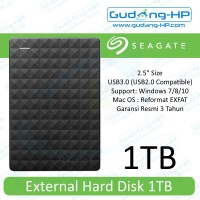 Seagate Expansion Harddisk Eksternal 1TB Garansi Resmi