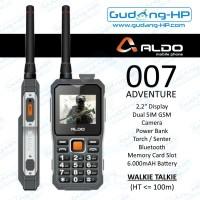 ALDO AL007 HT Function Adventure AL-007 Garansi Resmi