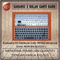 Keyboard HP EliteBook Folio 9470m Ultrabook Series NON BACKLIGHT