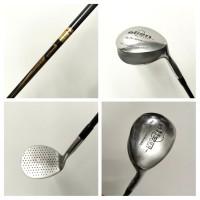 Stick Golf Alat Chipper Pitching Putter Wedge