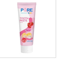 Pure Kids Tooth Paste Strawberry 50ml