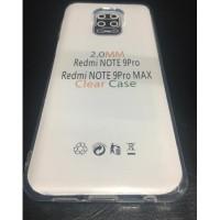 Ultra Thin Clear Soft Jelly Case Xiaomi Redmi Note 9 Pro