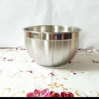 Mixing Bowl Supra Stainless Steel 33 cm / Baskom Pengaduk Adonan