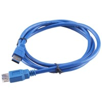 Kabel Ekstensi Extension Perpanjangan USB 3.0 Male ke Female 1.5M