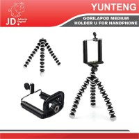 Gorillapod Medium Plus Holder U For Handphone