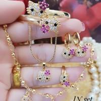 xuping set perhiasan anak
