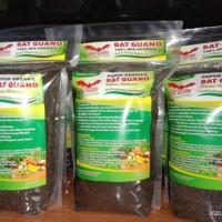 pupuk Bat Guano 100% NPK organik