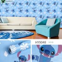 Termurah Grosir Wallpaper Sticker Dinding Karakter Stitch