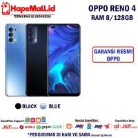 OPPO RENO 4 RAM 8/128GB GARANSI RESMI OPPO INDONESIA TERMURAH