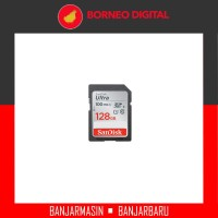 SANDISK ULTRA SDXC 128GB SPEED 100 MB/S