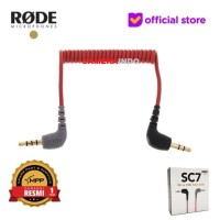 Rode SC7 3.5mm TRS to TRRS Patch Cable Mic to Smartphone