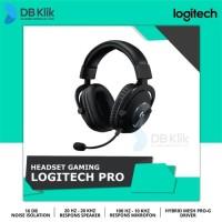 Headset Gaming Logitech G Pro (981-000814)