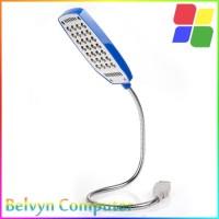TaffLED Goodland Lampu Meja Baca Belajar USB 28 LED ON OFF LZY-028