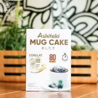 Ashitaki Mug Cake Cokelat - 210 g