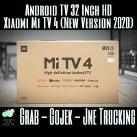 Xiaomi Mi TV 4A 32 Inch HD Garansi Resmi (Khusus Gojek/Grab Medan)