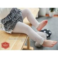 Legging Bayi Anak Tidak Tutup Kaki Baby Leging Celana Katun Polos - KODE G, 85
