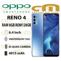 Oppo Reno 4 8/128 RAM 8GB ROM 128GB GARANSI RESMI OPPO