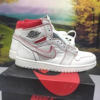 sepatu Nike Air Jordan 1 high OG Phantom red