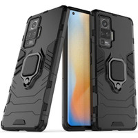 Casing Armor Ring Magnetic Case Vivo X50 Pro