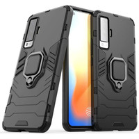 Casing Armor Ring Magnetic Case Vivo X50