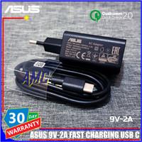 Charger Asus Zenfone 5 5z Zenfone 6 ORIGINAL 100% USB C Fast Charging