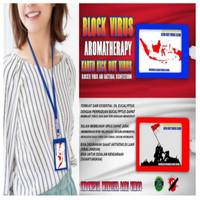HEALTH NECKLACE ANTI VIRUS Kalung Anti Virus Aroma EUCALYOPTUS