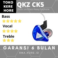 QKZ - CK5 Quality Knowledge Zenith With Mic In-Ear HiFi
