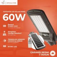 CANIS 60 LED Solar Cell 60Watt Street Lamp Sensor Gerak/Cahaya