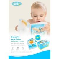 KIDSBABY PLUS SQUEAKY BATH BOOK