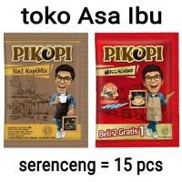 Kopi Pikopi serenceng - 3 in 1 Kopi Mix