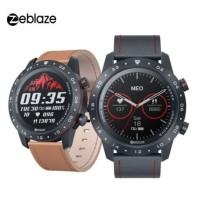 Zeblaze NEO 2 Smart Watch Color Touch Display Smartwatch - Hitam - Hit