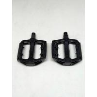 Pedal alloy pacific sepeda MTB lipat fixie as besar hitam