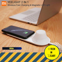 Xiaomi Yeelight 2 in 1 Wireless Fast Charging with LED Magnetic Light