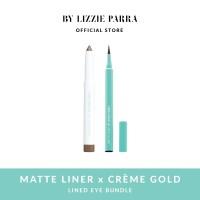 Matte Liner x Crème Gold