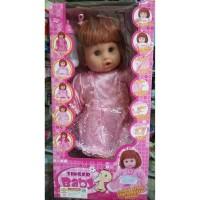 Mainan Anak Boneka Susan Baby Papa Mama